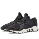 L89u9135 - Adidas Consortium EQT 1/3 Athleisure Core Black & White - Men - Shoes