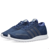 Y24j6237 - Adidas Los Angeles Collegiate Navy & Dark Blue - Men - Shoes