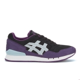 U27r7947 - Asics Gel-Atlantis Trainers Black/Light Grey - Unisex - Shoes