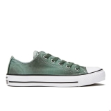 W22c5664 - Converse Women's Chuck Taylor All Star Wash OX Trainers Sage - Women - Shoes