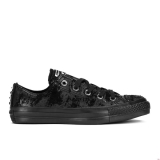 J31t3146 - Converse Women's Chuck Taylor All Star Hardware OX Trainers Black - Women - Shoes