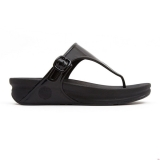 P73n4853 - FitFlop Superjelly™ All Black - Women - Shoes