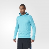 X47d4181 - Adidas Response Icon Hoodie Green - Men - Clothing