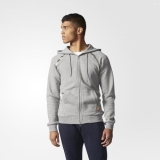 Q65z5214 - Adidas Utility Hoodie Grey - Men - Clothing