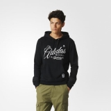 G35y4711 - Adidas Neighborhood Hoodie Black - Men - Clothing