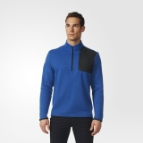 V68d7789 - Adidas Club Performance Sweater Blue - Men - Clothing