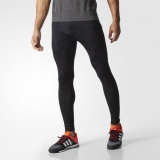 E11t4416 - Adidas adistar Long Tights Black - Men - Clothing