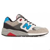 S7k5023 - New Balance REVLITE 580 Grey/Black/Blue YO - Unisex - Shoes