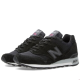 Q7b3879 - New Balance M577KK - Made in England 'Avalanche Pack' Black - Men - Shoes