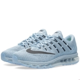 F47v3045 - Nike Air Max 2016 Blue Grey, Black & Ocean Fog - Men - Shoes