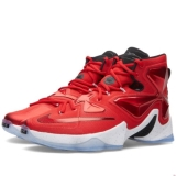 R38k9487 - Nike LeBron XIII 'On Court' University Red, White & Black - Men - Shoes