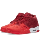 V98a7252 - Nike Air Trainer III LE Team Red & White - Men - Shoes