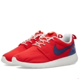 Z1b7310 - Nike Roshe One Retro University Red & Loyal Blue - Men - Shoes
