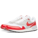 S3l3126 - Nike Air Odyssey White & University Red - Men - Shoes