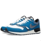 Q50n6215 - Nike Air Odyssey Brigade Blue & Metallic Blue - Men - Shoes