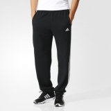 G22y4254 - Adidas Sport Essentials 3Stripes Pants Black - Men - Clothing