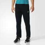 T64l5286 - Adidas Tapered Authentic Pants 4.0 Black - Men - Clothing