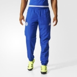 K70p7882 - Adidas Chelsea FC Presentation Pants Blue - Men - Clothing