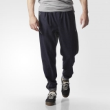 Z13x1398 - Adidas The Fourness Track Pants Blue - Men - Clothing