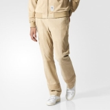 X54g4391 - Adidas Neighborhood Suede Track Pants Hemp - Men - Clothing
