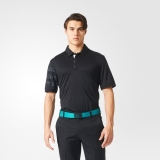 Z79n3580 - Adidas Climachill Competition Polo Shirt Black - Men - Clothing