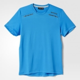 W36o8382 - Adidas BS Tee Blue - Men - Clothing