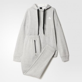 P32k3128 - Adidas Hipster Track Suit Grey - Men - Clothing