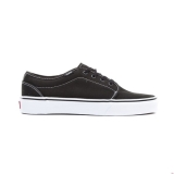 Q60k4425 - Vans 106 Vulcanized Womens Black / White - Women - Shoes