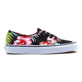 L21l1188 - Vans Authentic Womens Black Hawaiian - Women - Shoes