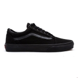 I50a9285 - Vans Old Skool Womens Black/Black - Women - Shoes