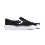 M19t6312 - Vans Classic Slip On Womens Black - Women - Shoes