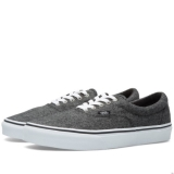 D78t1712 - Vans Era Tweed Black & True White - Men - Shoes