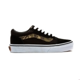 F70o5351 - Vans Old Skool Junior Black Camo - Kid - Shoes